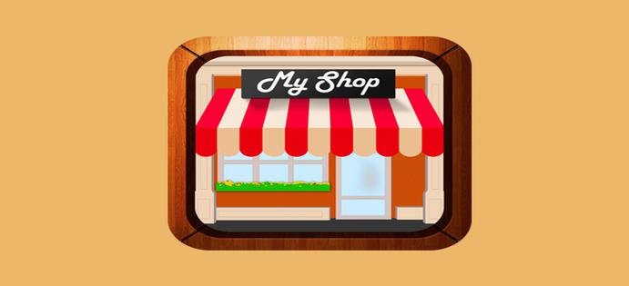 دانلود رایگان آیکن برای فروشگاه PSD