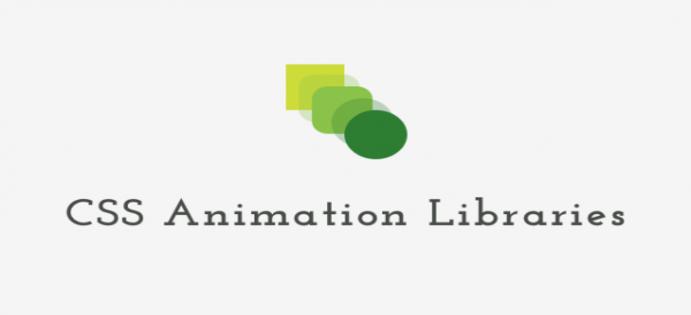 25+ کتابخانه انیمیشن CSS رایگان
